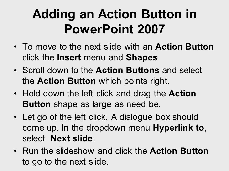 Converting a text box into an image in PowerPoint 2007 Create your text box and then cut or copy it. Go to the Home menu and click the dropdown arrow