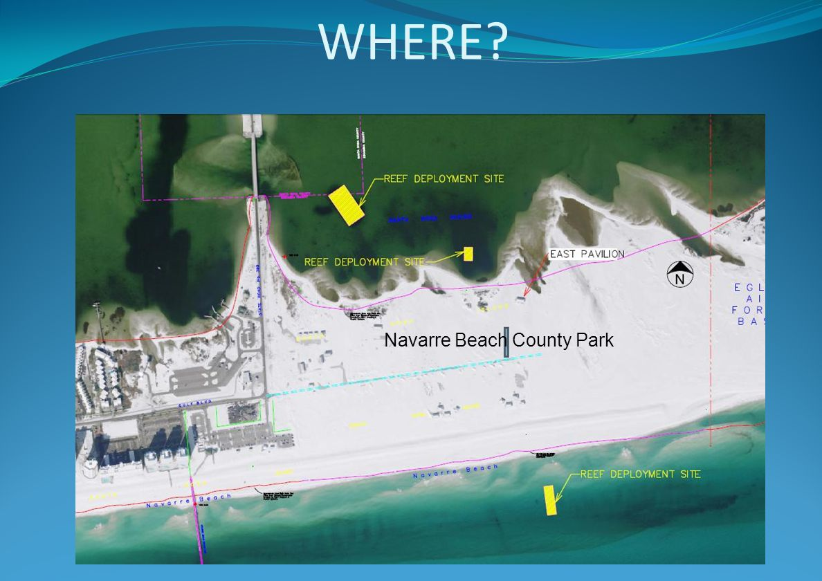 WHERE Navarre Beach County Park