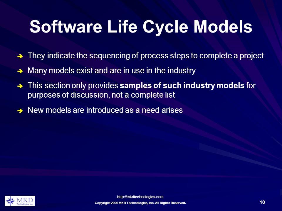 http://mkdtechnologies.com 10 Copyright 2006 MKD Technologies, Inc.