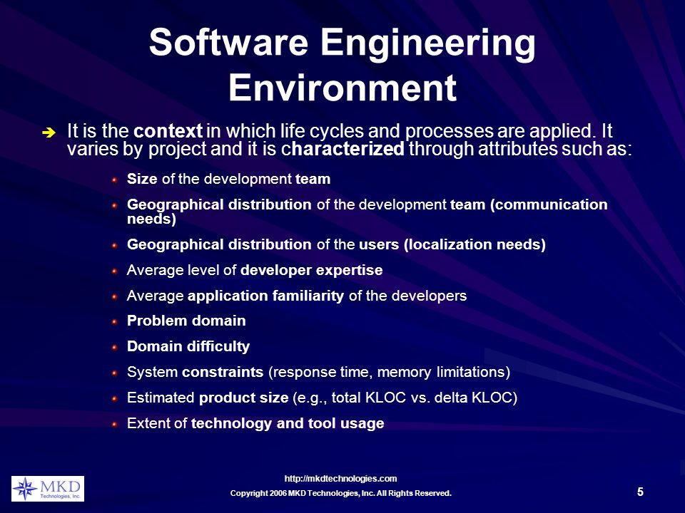 http://mkdtechnologies.com 5 Copyright 2006 MKD Technologies, Inc.