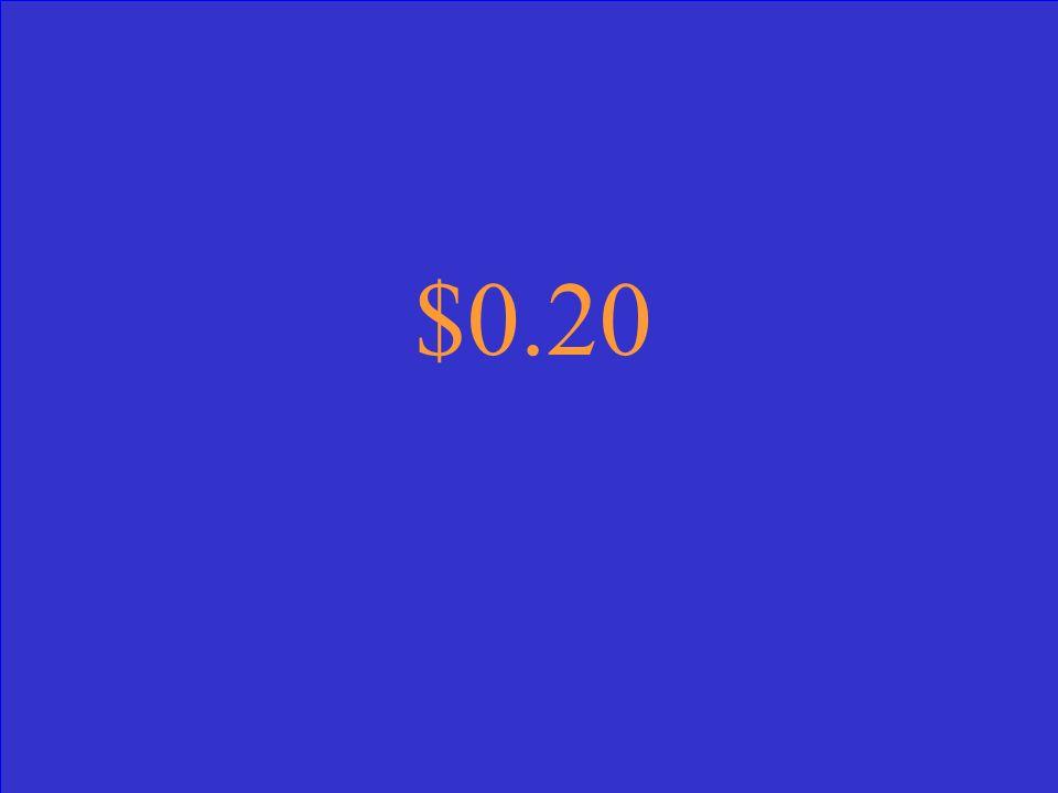 $0.20