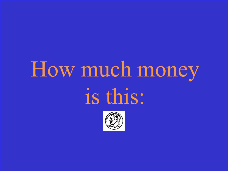 How much money is this: