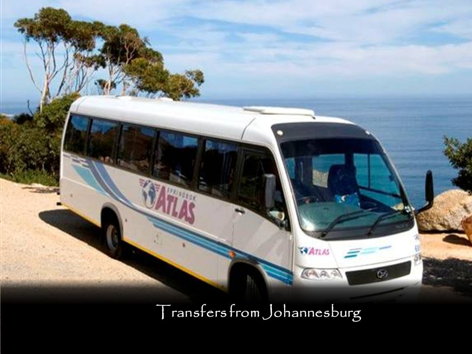 Transfers from Johannesburg