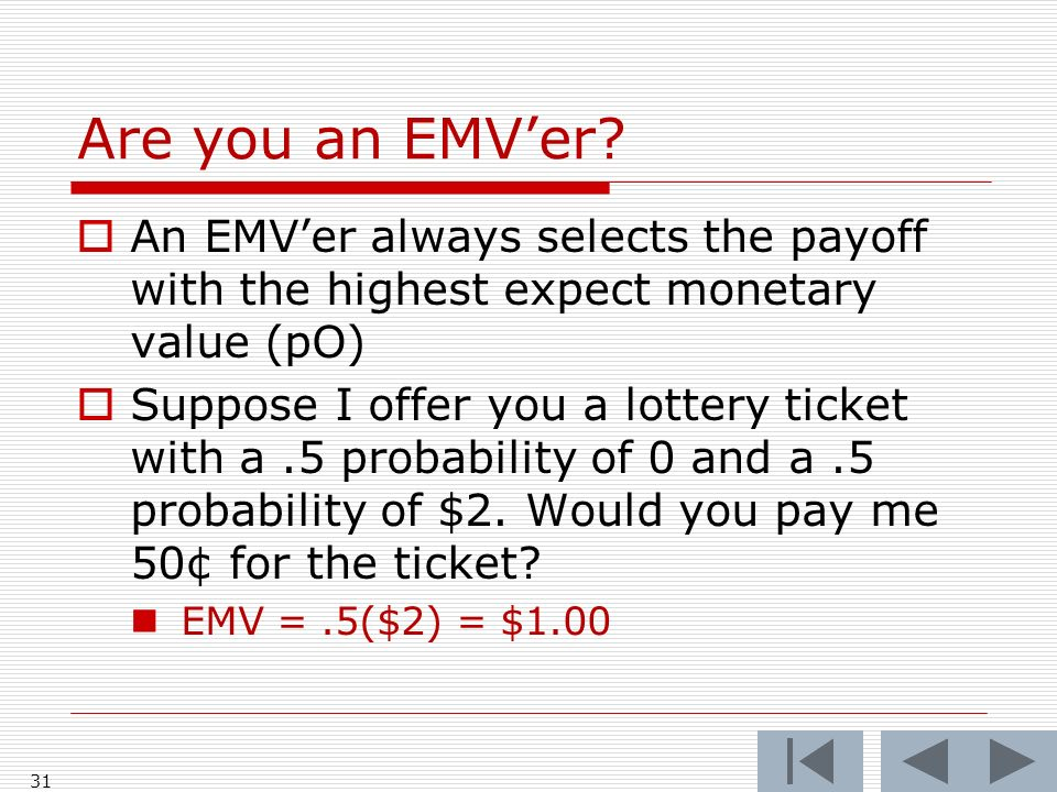 Are you an EMVer.