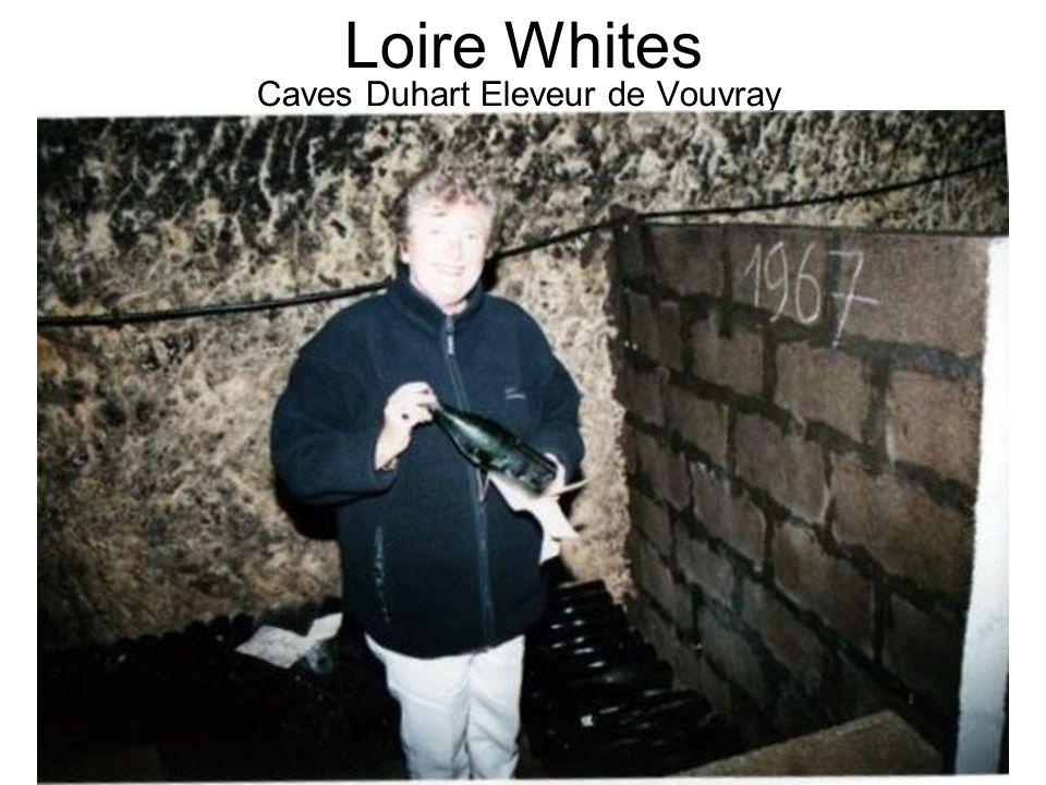 Loire Whites Caves Duhart Eleveur de Vouvray