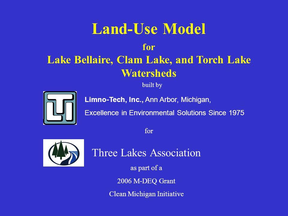 Demo of Land Use Model