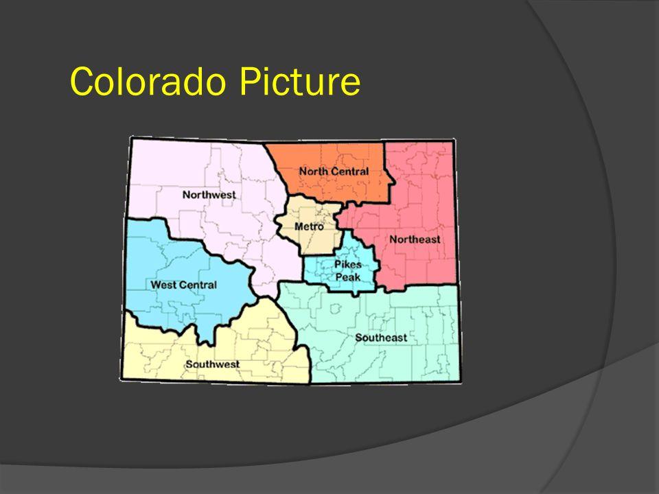 Where Does Colorado Stand.