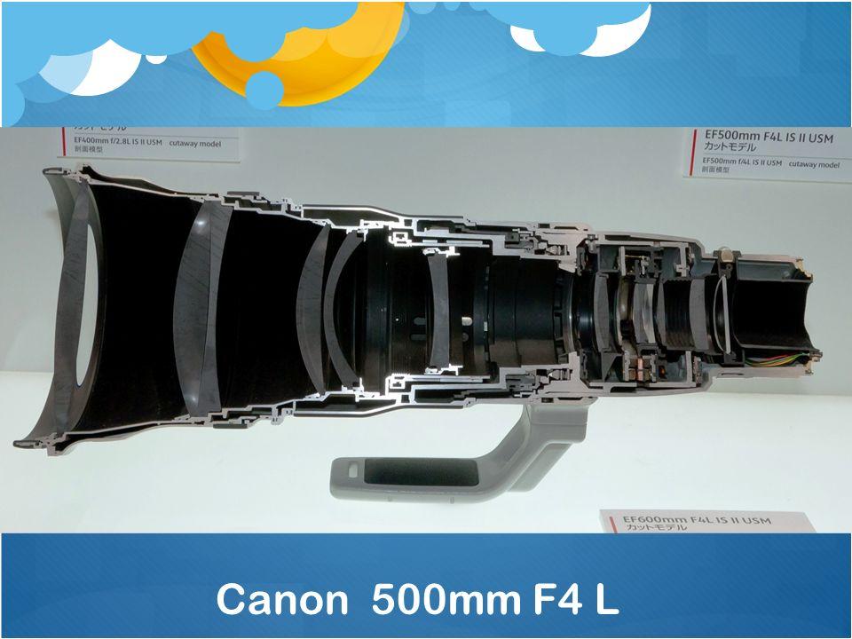 Canon 500mm F4 L