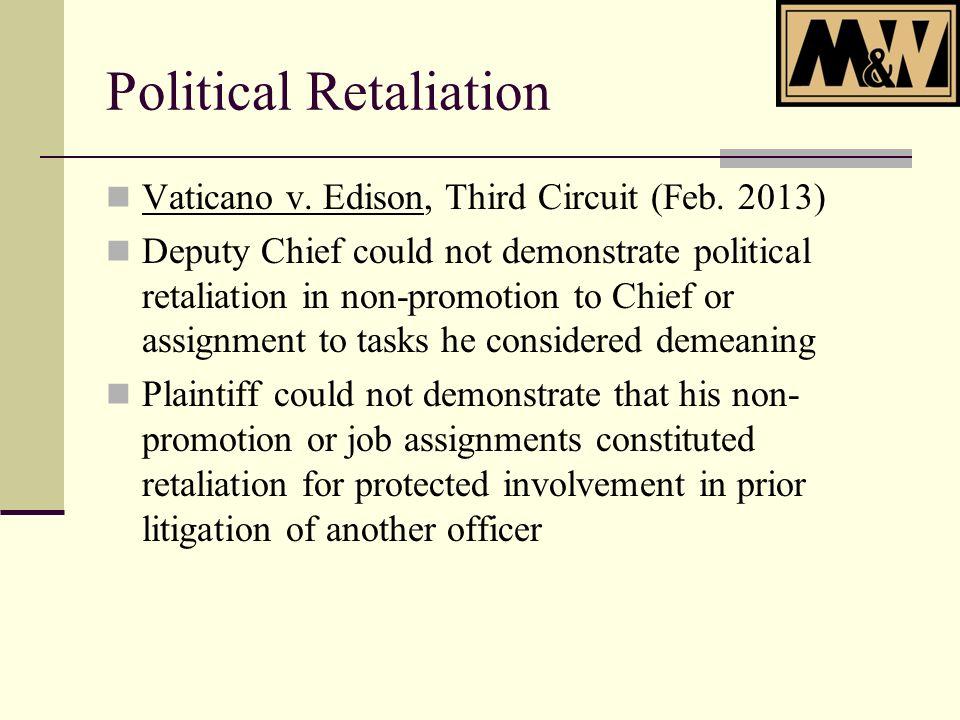 Vaticano v. Edison, Third Circuit (Feb.