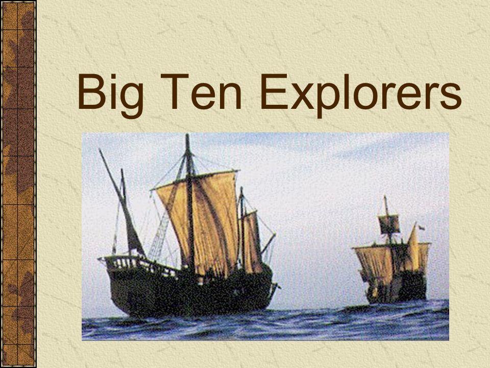 Big Ten Explorers