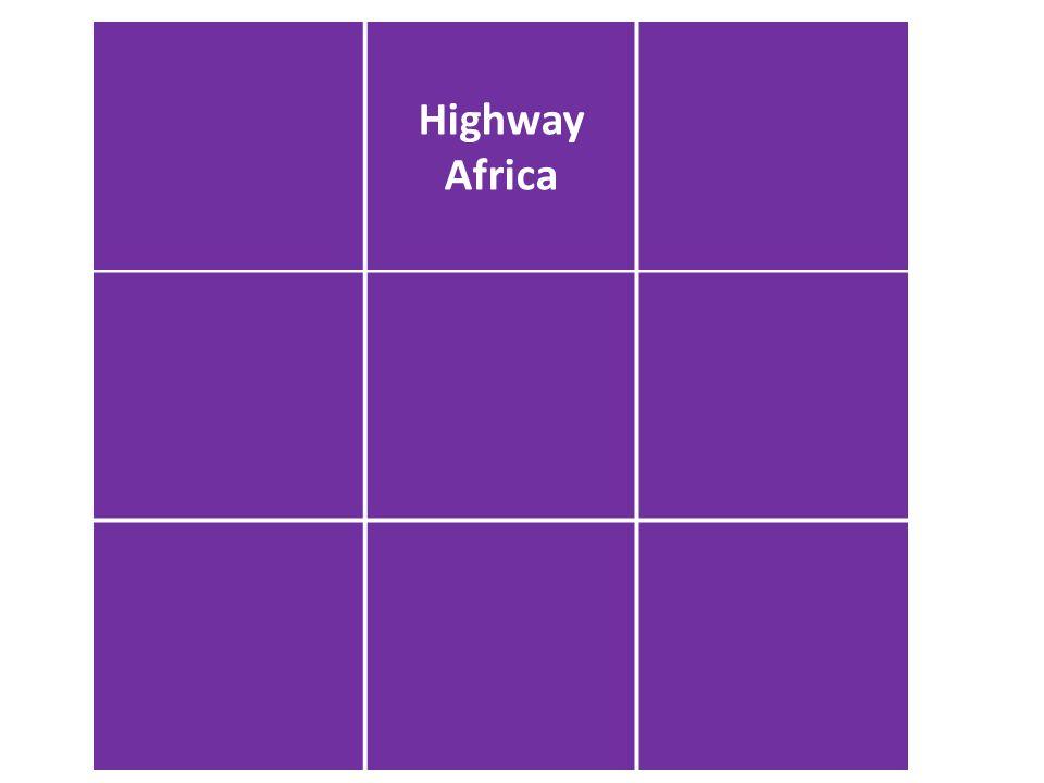 Highway Africa