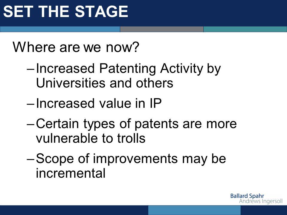 Are Universities patent trolls?