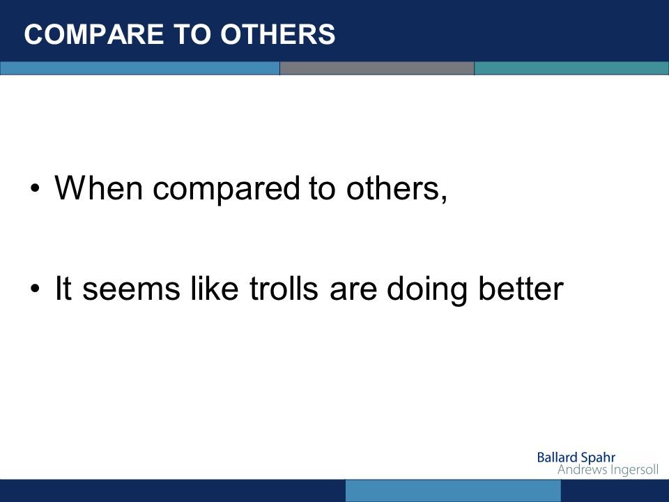 THE QUESTIONS Can trolls help.Should troll methods be adopted by Universities.