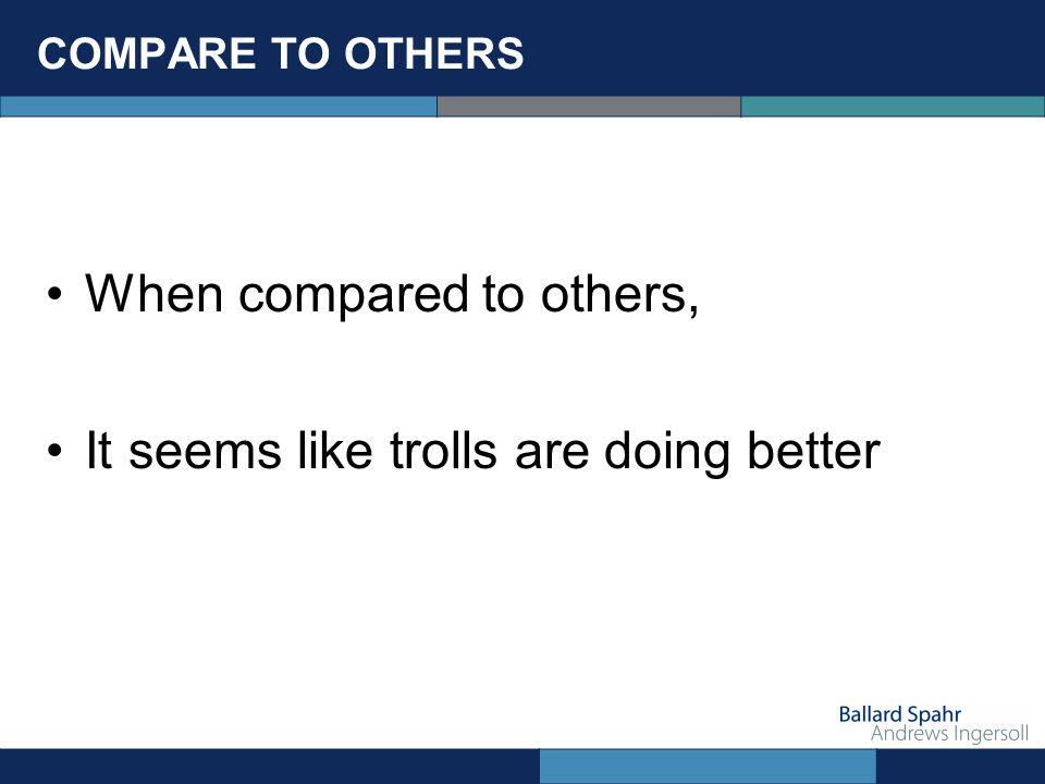 Aggregators as anti-trolls Troll blocking strategies
