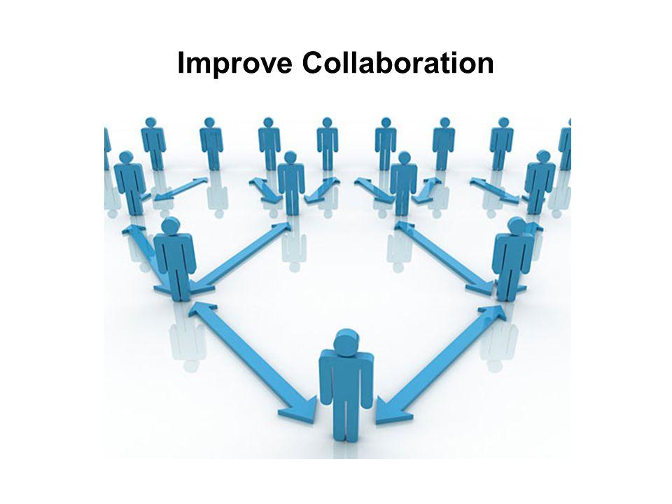 Improve Collaboration