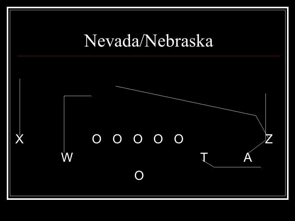 Nevada/Nebraska X O O O O O Z W T A O