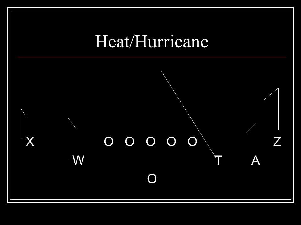 Heat/Hurricane X O O O O O Z W T A O