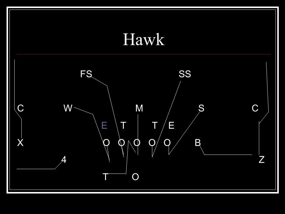 Hawk FS SS C W M S C E T T E X O O O O O B 4 Z T O