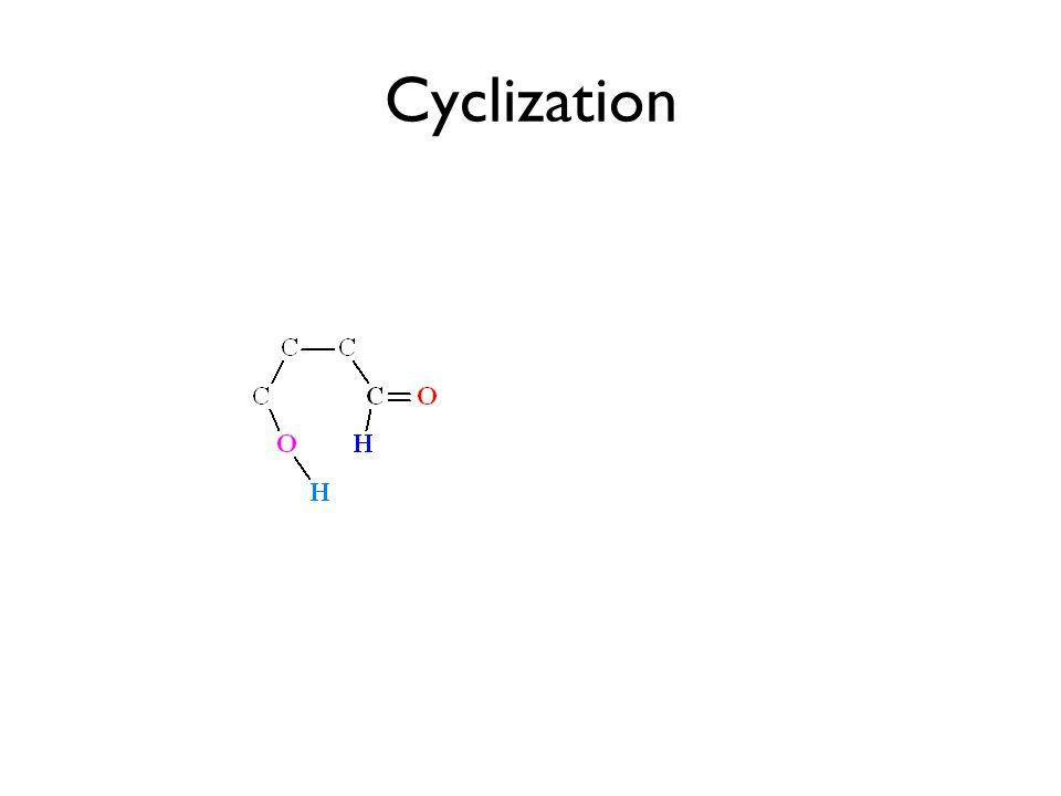 Cyclization