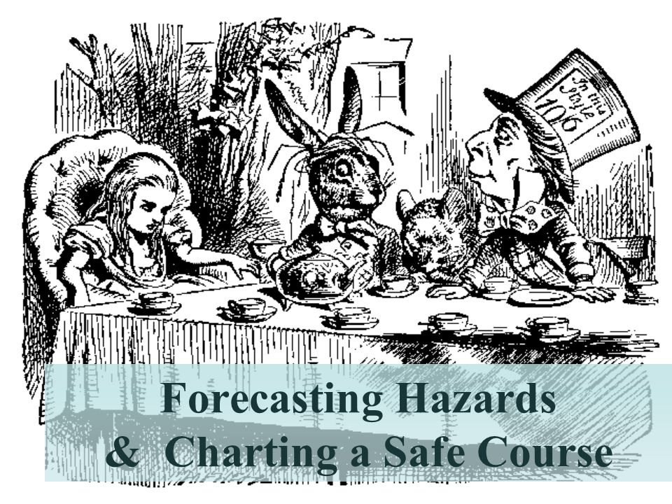 Future Safety Issues, Decisions & Attitudes...to meet Future Safety Issues, Decisions & Attitudes Safety Forecast & Plans