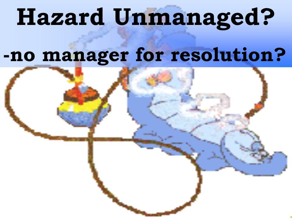 -no manager for resolution