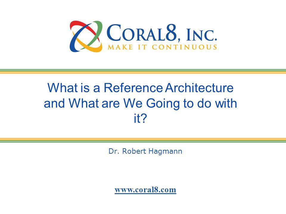 www.coral8.com Dr.