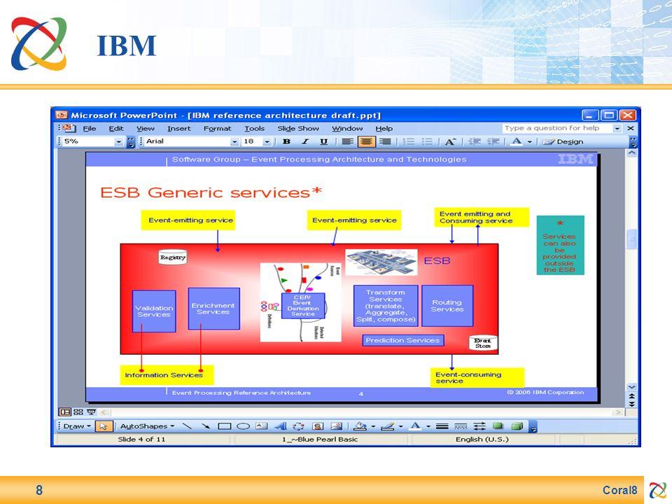 Coral8 8 IBM