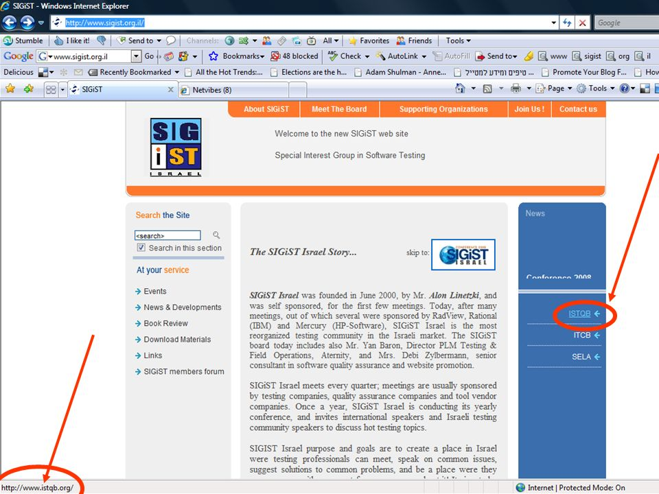 DebiZ Consulting Ltd. 2008 5