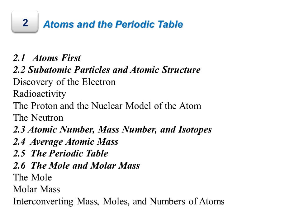 Subatomic Particles and Atomic Structure Ernest Rutherford used α particles to prove the structure of atoms.