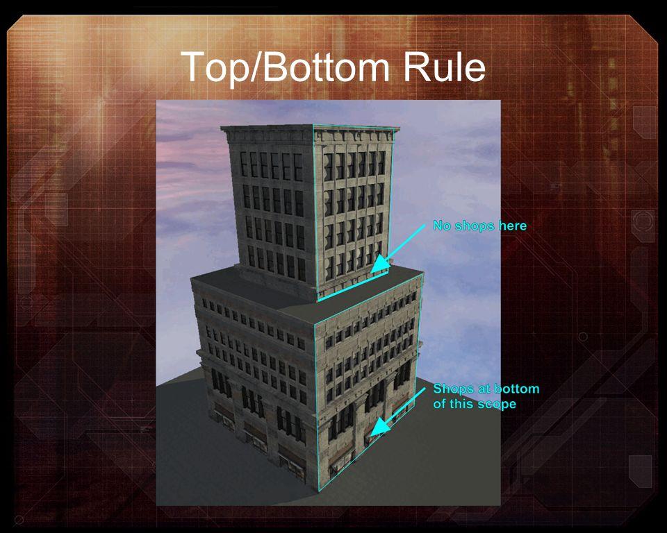 Top/Bottom Rule