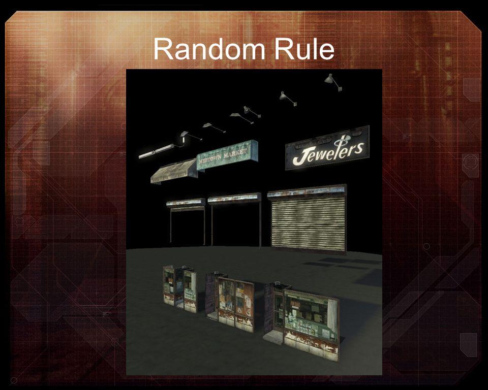 Random Rule