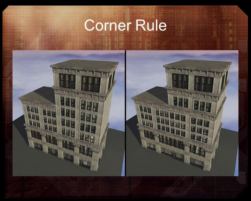 Corner Rule