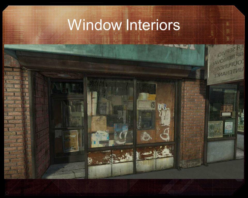 Window Interiors