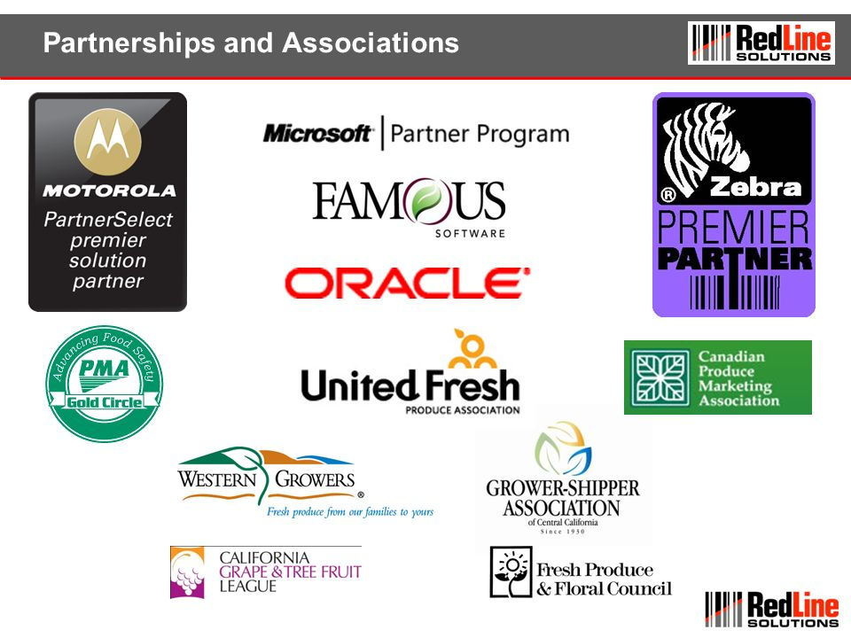 Partnerships and Associations
