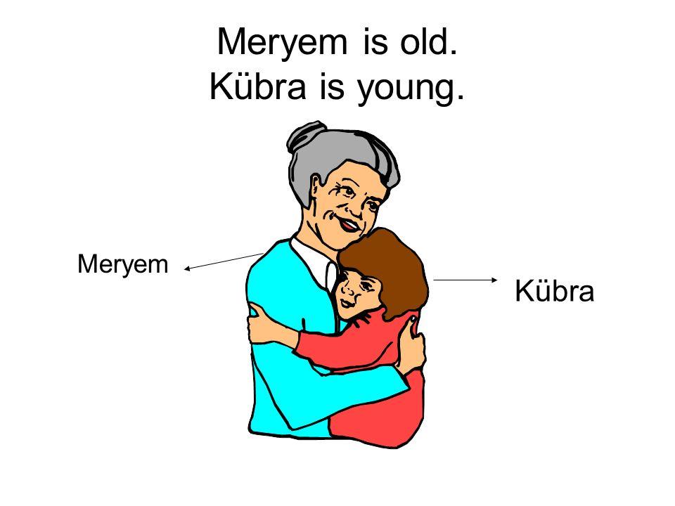 Is Feride Oğuz old?
