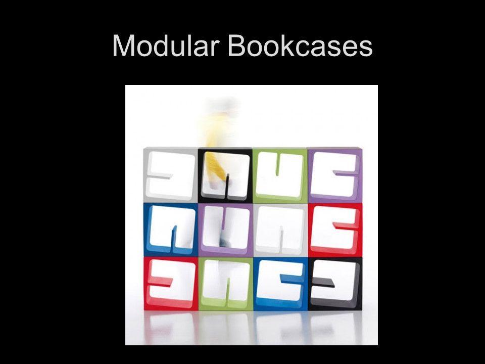 Modular Bookcases