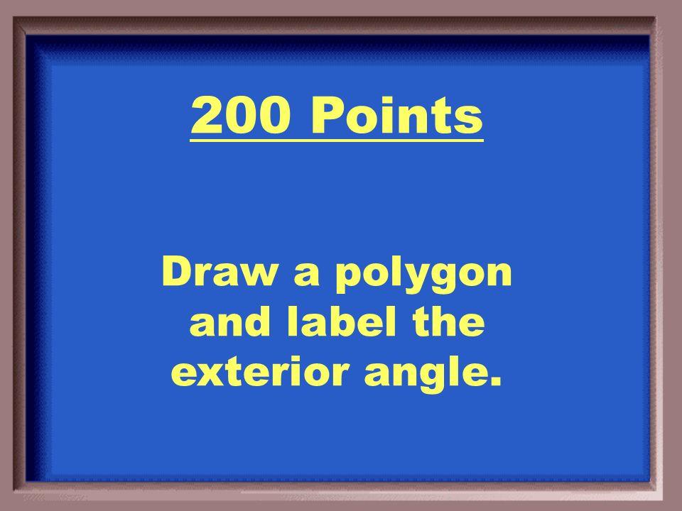 100 points x