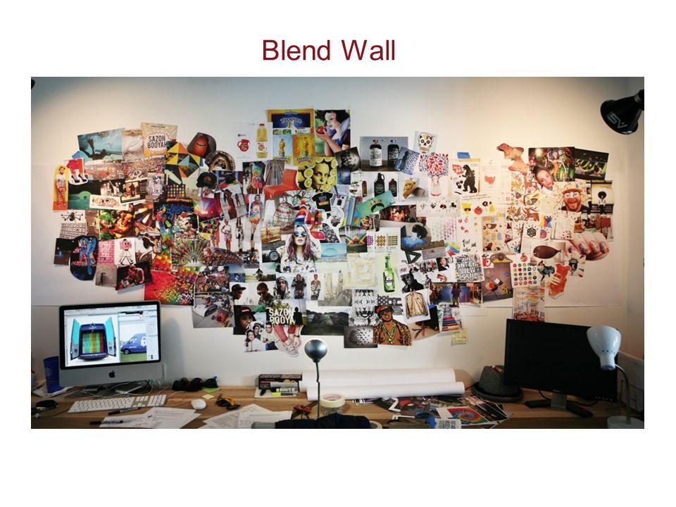 Blend Wall