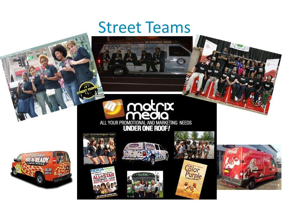 Street Teams