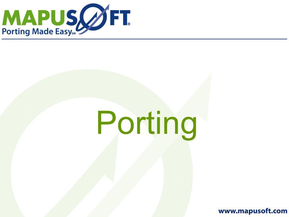Porting