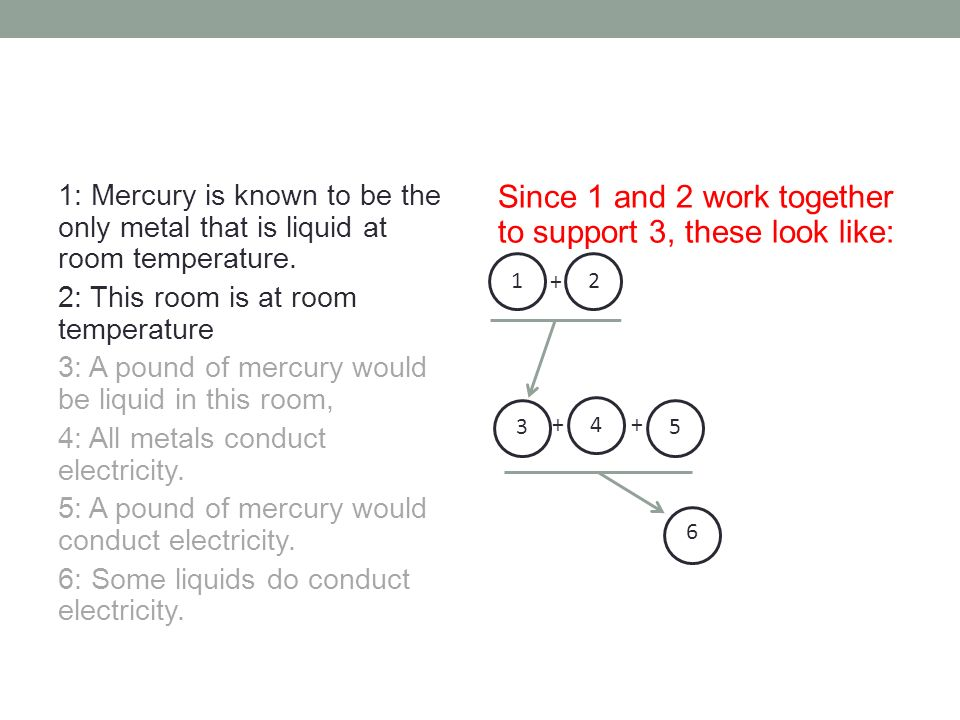 1: Mercury is known to be the only metal that is liquid at room temperature.