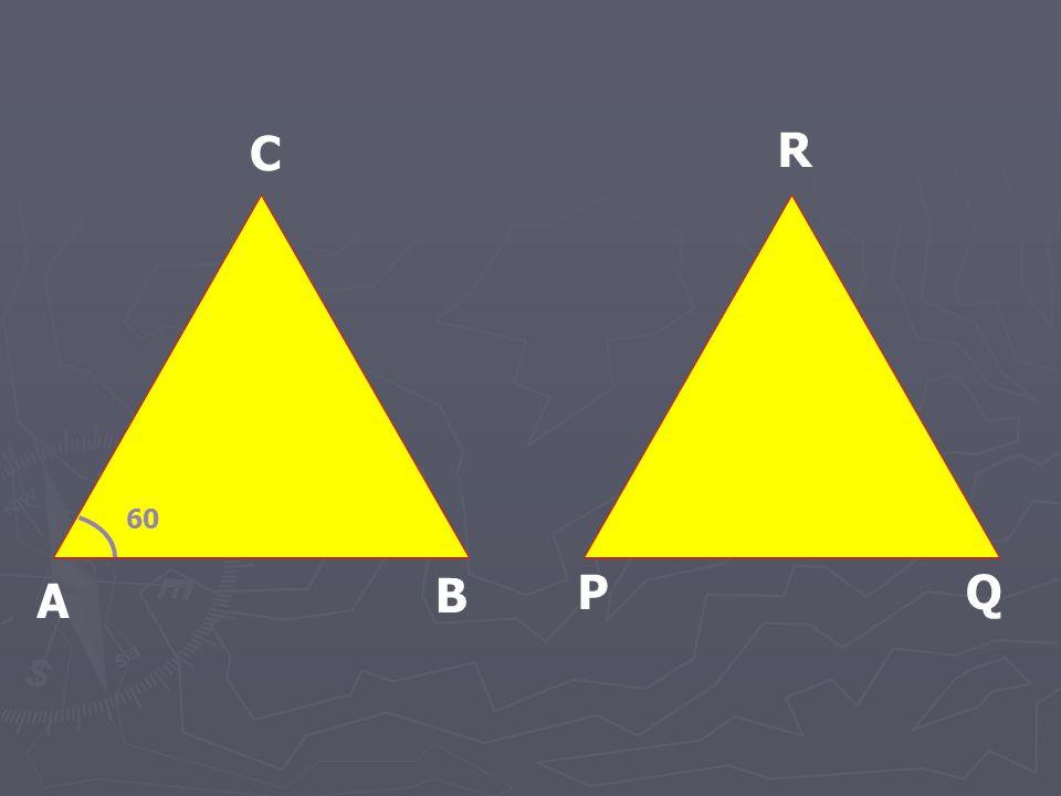 A B C P R Q 60