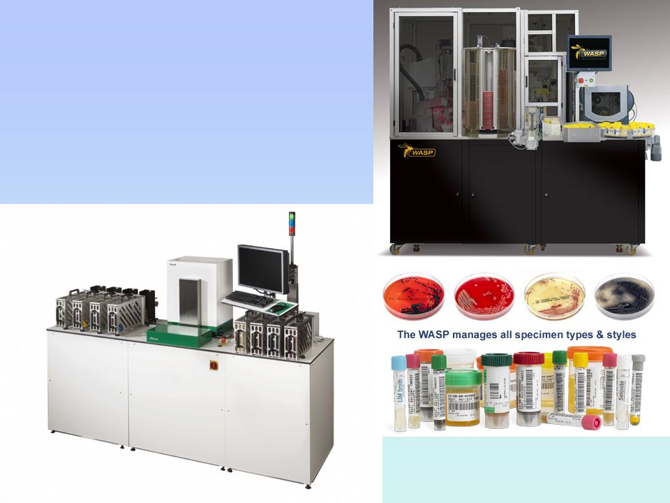 What is coming.What is next in the world of Microbiology Automation?.