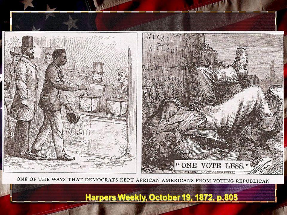 Harpers Weekly, October 19, 1872, p.805