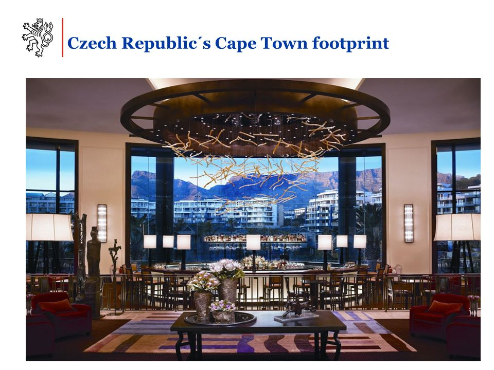 Czech Republic ´ s Cape Town footprint