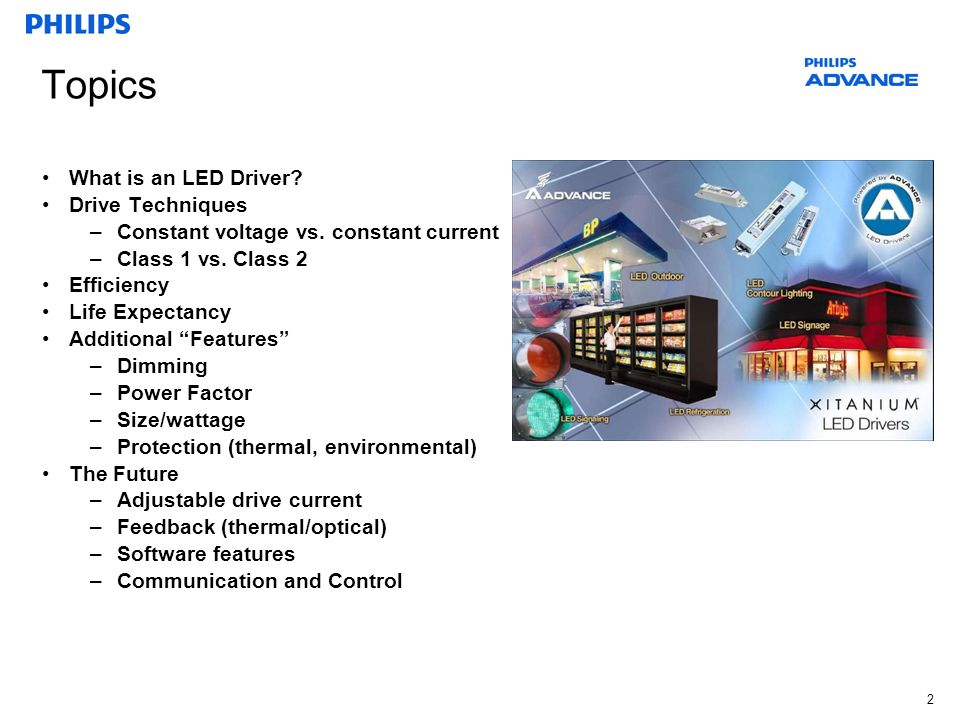 3 What is an LED Driver.