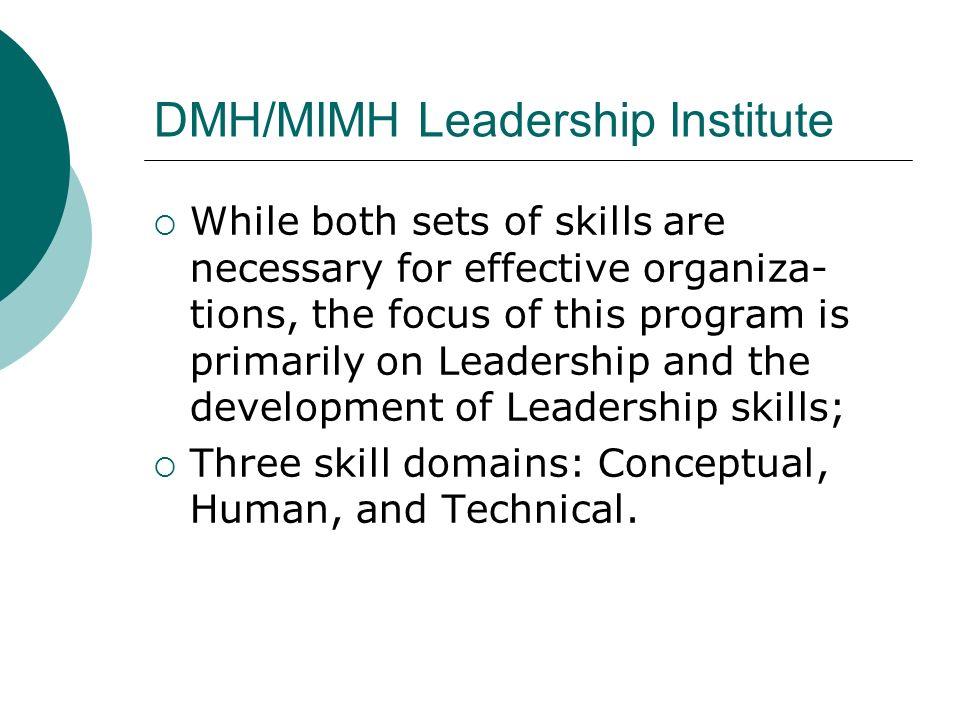 Skills of Effective Administrators/ Leaders/Managers - Katz Technical Skills Human Skills Conceptual Skills