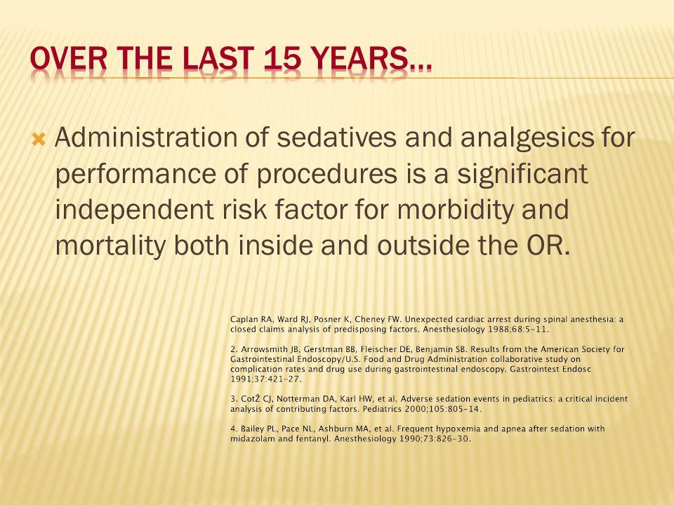 M INIMAL SEDATION -anxiolysis MODERATE SEDATION -conscious sedation DEEP SEDATION GENERALANESTHESIAGENERALANESTHESIA