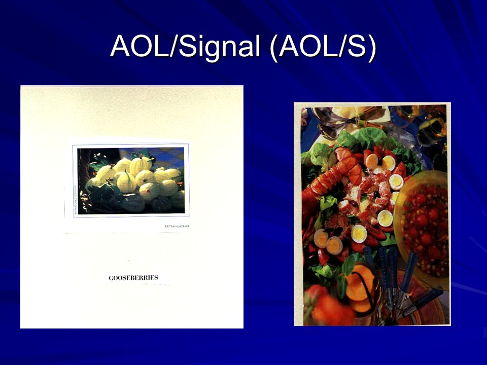 Later in a session, the viewers AOL may match or nearly match the actual signal line impression of the site The viewer must become proficient of seein