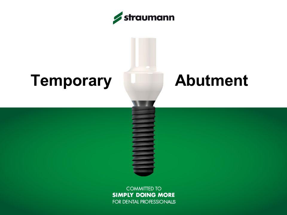 Temporary Abutment